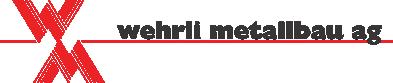 Wehrli Metallbau AG Logo